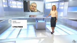 Caroline Roux dans C Politique - 11/01/13 - 02