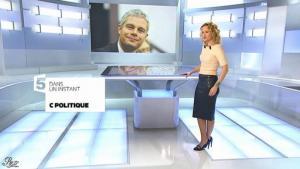 Caroline Roux dans C Politique - 11/01/13 - 03