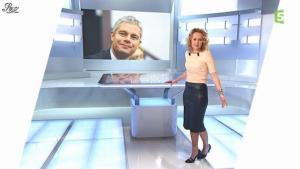 Caroline Roux dans C Politique - 11/01/13 - 04