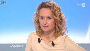 Caroline Roux dans C Politique - 11/01/13 - 06