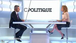 Caroline Roux dans C Politique - 11/01/13 - 07