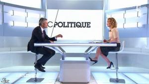 Caroline Roux dans C Politique - 11/01/13 - 08