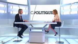 Caroline Roux dans C Politique - 11/01/13 - 09