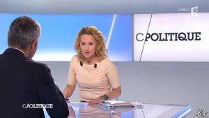 Caroline Roux dans C Politique - 11/01/13 - 13