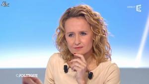 Caroline Roux dans C Politique - 11/01/13 - 14