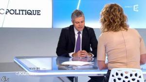 Caroline Roux dans C Politique - 11/01/13 - 15
