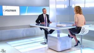 Caroline Roux dans C Politique - 11/01/13 - 16