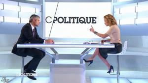 Caroline Roux dans C Politique - 11/01/13 - 17