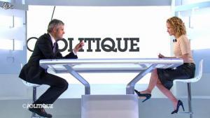 Caroline Roux dans C Politique - 11/01/13 - 18