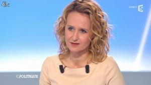 Caroline Roux dans C Politique - 11/01/13 - 19
