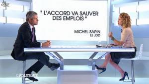Caroline Roux dans C Politique - 11/01/13 - 21