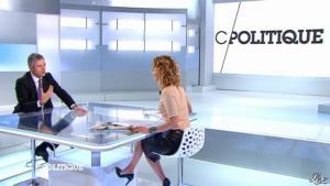 Caroline Roux dans C Politique - 11/01/13 - 23