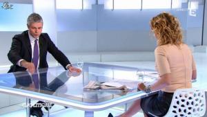 Caroline Roux dans C Politique - 11/01/13 - 24