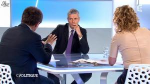Caroline Roux dans C Politique - 11/01/13 - 26