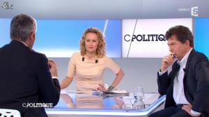 Caroline Roux dans C Politique - 11/01/13 - 27