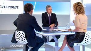 Caroline Roux dans C Politique - 11/01/13 - 28