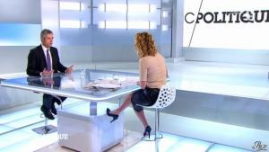 Caroline Roux dans C Politique - 11/01/13 - 31