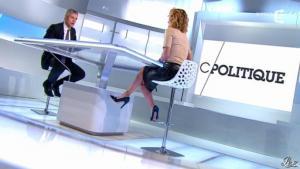 Caroline Roux dans C Politique - 11/01/13 - 34