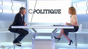 Caroline Roux dans C Politique - 11/01/13 - 36