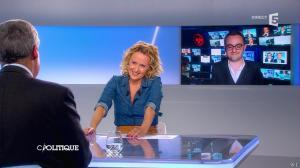 Caroline Roux dans C Politique - 12/05/13 - 16