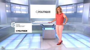 Caroline Roux dans C Politique - 21/04/13 - 01