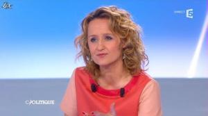 Caroline Roux dans C Politique - 21/04/13 - 03