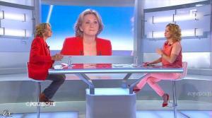 Caroline Roux dans C Politique - 21/04/13 - 04