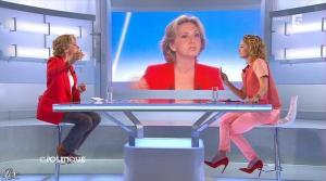 Caroline Roux dans C Politique - 21/04/13 - 06
