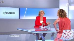 Caroline Roux dans C Politique - 21/04/13 - 07