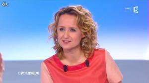 Caroline Roux dans C Politique - 21/04/13 - 08