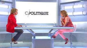 Caroline Roux dans C Politique - 21/04/13 - 09