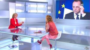 Caroline Roux dans C Politique - 21/04/13 - 10