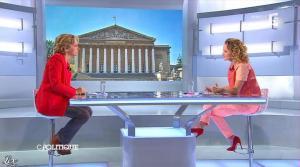 Caroline Roux dans C Politique - 21/04/13 - 11