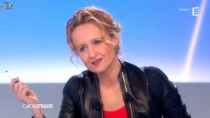 Caroline Roux dans C Politique - 24/02/13 - 02
