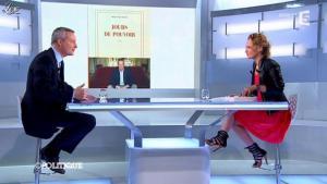 Caroline Roux dans C Politique - 24/02/13 - 03