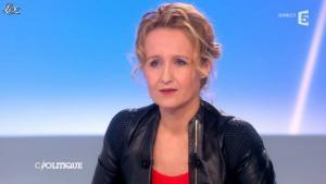Caroline Roux dans C Politique - 24/02/13 - 04