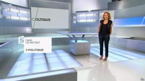 Caroline Roux dans C Politique - 27/10/13 - 01