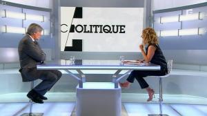 Caroline Roux dans C Politique - 27/10/13 - 06