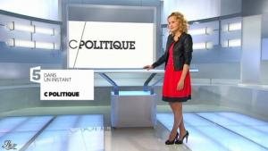 Caroline Roux dans C Politique - 28/04/13 - 01