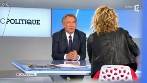 Caroline Roux dans C Politique - 28/04/13 - 03