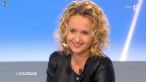 Caroline Roux dans C Politique - 28/04/13 - 04