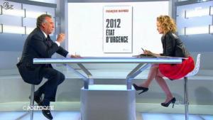 Caroline Roux dans C Politique - 28/04/13 - 05