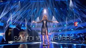 Céline Dion dans Bande Annonce sur France 2 - 07/11/13 - 01