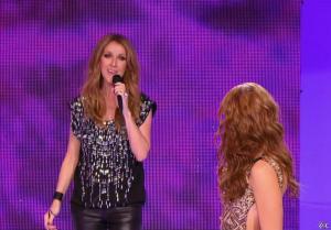 Céline Dion dans les Chansons d'Abord - 05/12/13 - 01