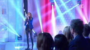 Céline Dion dans Vivement Dimanche - 08/12/13 - 04