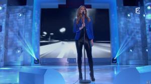 Céline Dion dans Vivement Dimanche - 08/12/13 - 05
