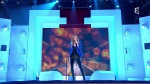 Céline Dion dans Vivement Dimanche - 08/12/13 - 07