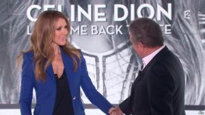 Céline Dion dans Vivement Dimanche - 08/12/13 - 08