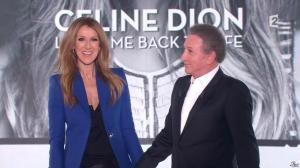 Céline Dion dans Vivement Dimanche - 08/12/13 - 09