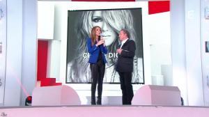 Céline Dion dans Vivement Dimanche - 08/12/13 - 11